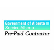 Government of Alberta [Service Alberta] Pre-Paid Contractor